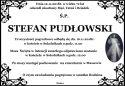 Ś.P. STEFAN PUDŁOWSKI
