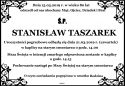 Ś.P. STANISŁAW TASZAREK