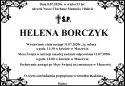 ŚP. HELENA BORCZYK